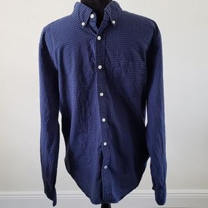 B2G1 American Eagle Checkered Plaid Button Down